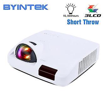 Multimedia projectors 1080p full hd daylight hologram 3lcd projector