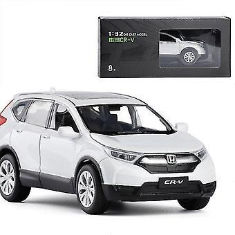 מכוניות צעצוע 1:32 למות יצוק מכוניות מודלים סגסוגת gld3 אלקטרוני למשוך מכונית suv suv הונדה עם צעצועים אור קול