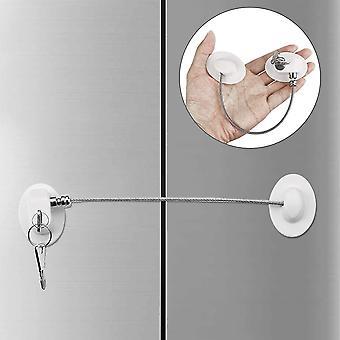 Kindersicherung für Kühlschrank, Türschloss