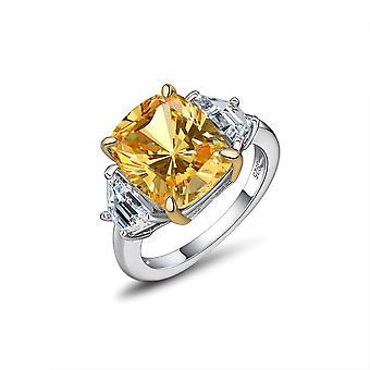 Beautiful Zircon Silver Ring For Women
