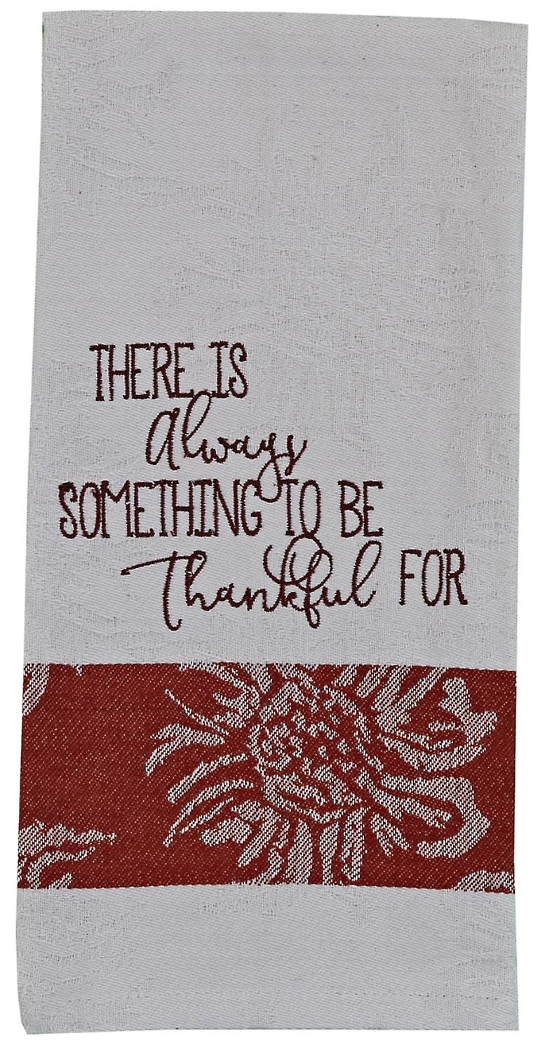 Park Designs Always Something To Be Thankful For Kitchen Dish Towel 28 Inches