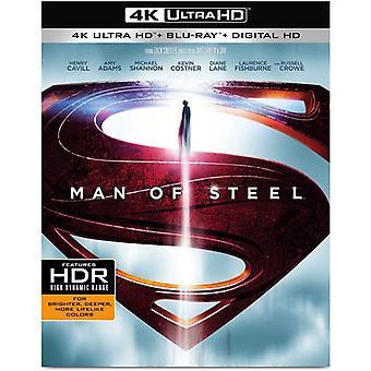 Mand af stål [Blu-ray] USA import