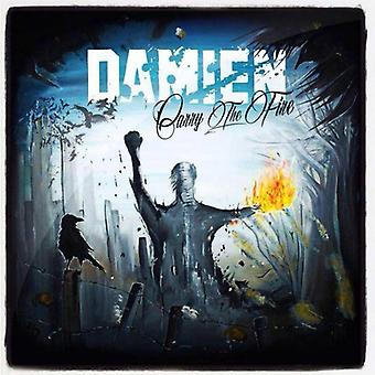 Damien - Carry the Fire [CD] USA import