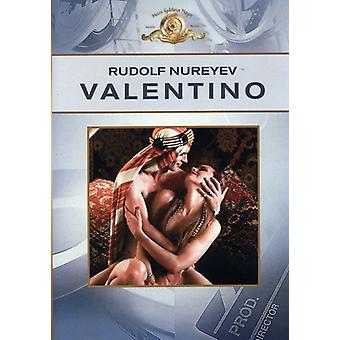 Valentino [DVD] USA import