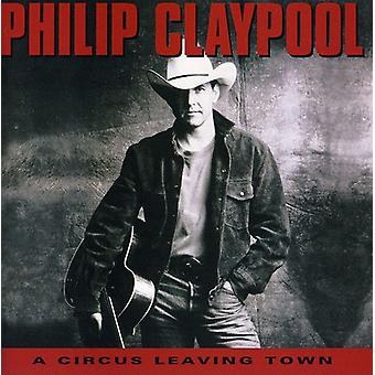 Philip Claypool - Circus Leaving Town [CD] USA import