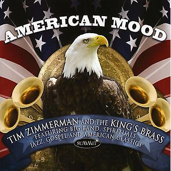 B.a. Zimmermann - amerikanische Stimmung [CD] USA import