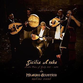 Milagro Acustico - importação EUA Sicilia Araba [CD]