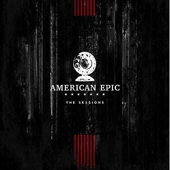American Epic: Istuntojen / O.S.T. - yhdysvaltalainen Epic: Sessions / O.S.T. [vinyyli] USA tuonti