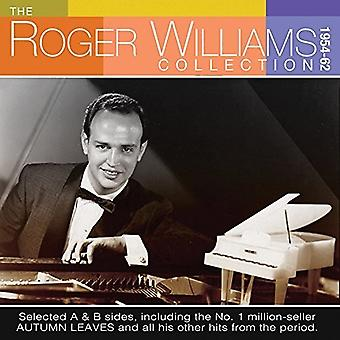 Roger Williams - Williams Roger-Collection 1954-62 [CD] USA import