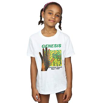 Genesis Girls Invisible Touch Tour T-Shirt