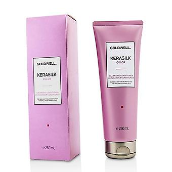 Goldwell Kerasilk Color Cleansing Conditioner (for Brilliant Color Protection) - 250ml/8.4oz