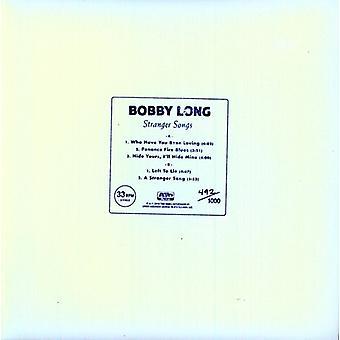 Bobby Long - Stranger Songs EP [Vinyl] USA import