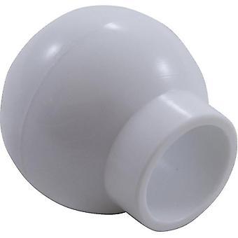 Balboa 30-3951 Mikro Ayarlanabilir Spa Jet Eyeball - Beyaz 30-3951WHT