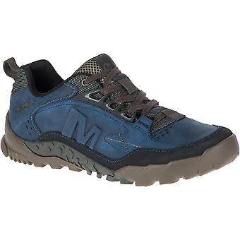 Merrell Mens Annex Trak Breathable Nylon Arch Leather Mesh Shoes