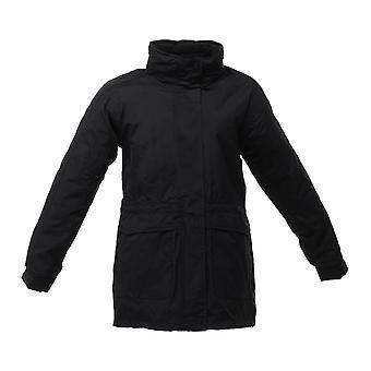 Regatta Womens Benson II 3 in 1 Waterproof Breathable Fleece Coat Black / Black