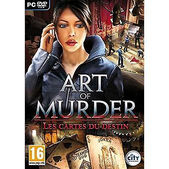 Art of Murder 3 Cards Of Destiny (PC DVD) - Uusi