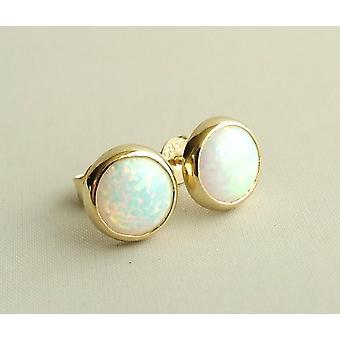 Oro opale oorknopen