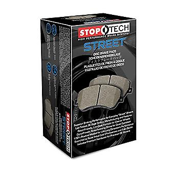 StopTech 308.16980 Stoptech Street Brake Pads With Shims
