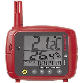 متعدد القنوات مسجل البيانات بيها Amprobe TR-300 وحدة درجة حرارة القياس، والرطوبة -20 تصل إلى 70 درجة مئوية 0 تصل إلى 100 RH