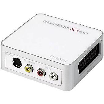 Terratec Grabster AV350MX video Grabber incl. software de editare video