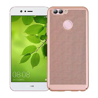 Mobile Shell voor Huawei honor 8 beschermhoes case pouch cover case goud