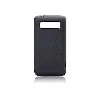 Geval-partner - veilige Skin Case voor HTC Trophy - zwart