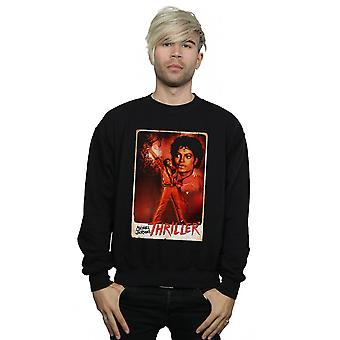 Michael Jackson Men's Thriller Stance Sweatshirt