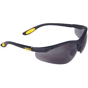 Mens de DEWALT DeWalt Reinforcer óculos de segurança de borracha