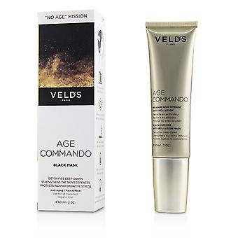 Veld's Age Commando - Black Mask - 60ml/2oz