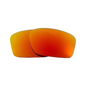 SeekOptics Replacement Lenses for Oakley Chainlink Asian Fit Polarized Red UV400