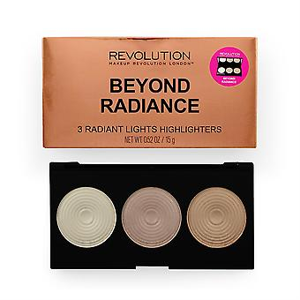 Make-up revolutie Highlighter palet-Beyond radiance