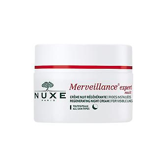 NUXE Merveillance Expert Anti-Wrinkle Regenerating Night Cream 50ml