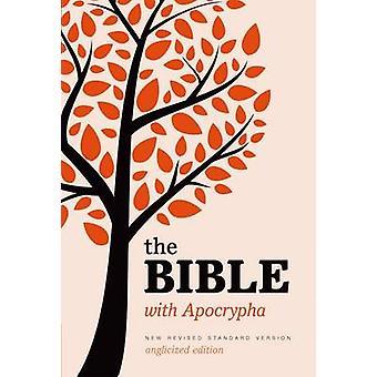 Uusi tarkistettu standardin versio Bible - suosittu teksti versio Apocryp