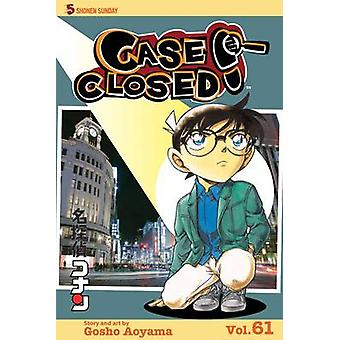 Case Closed - Shoes to Die for - Vol. 61 by Gosho Aoyama - 978142158684