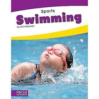 Sport - zwemmen door sport - zwemmen - 9781641850254 boek