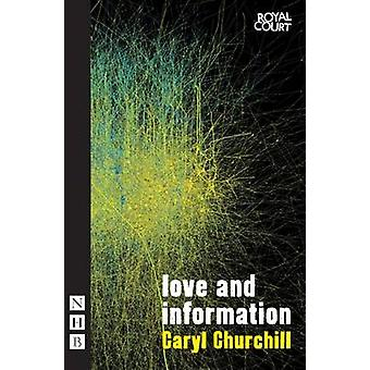 Amour et informations de Caryl Churchill - livre 9781848422889