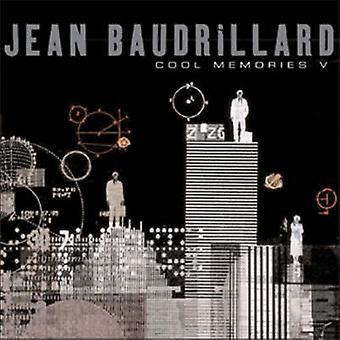 Ricordi Cool V - 2000-2004 di Jean Baudrillard - Chris Turner - 9780