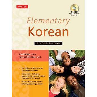 Elementære koreansk (2.) af Ross konge - Jaehoon Yeon - 9780804844987 B