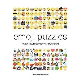 Puzzles de Emoji por Malcolm Croft - livro 9781787390393