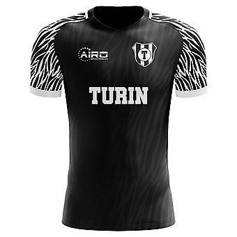 2020-2021 トリノホームコンセプトフットボールシャツ