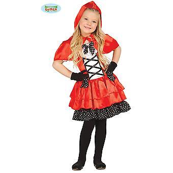 Kinder kostuums Red Riding Hood kostuum voor meisjes