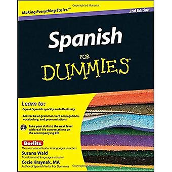Spansk For Dummies (For Dummies