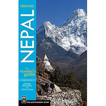 Trekking au Népal: Guide un voyageur
