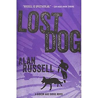 Bortsprungen hund (Gideon och Sirius roman)