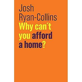 Perché non possono permettersi una casa? (Il futuro del capitalismo)