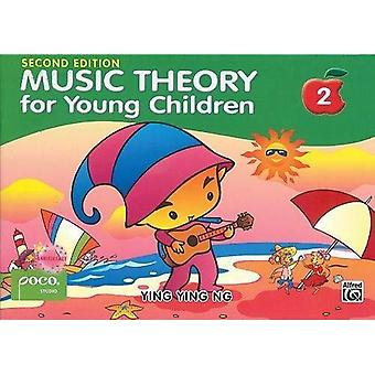 Music Theory for Young Children Book 2 Second Edition (Poco)