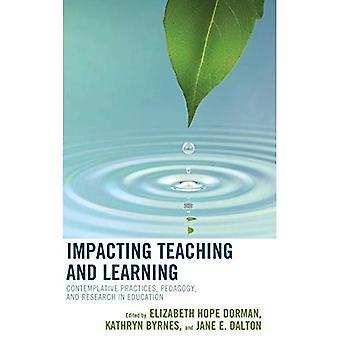 Invloed van onderwijzen en leren