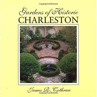 Trädgårdarna i historiska Charleston