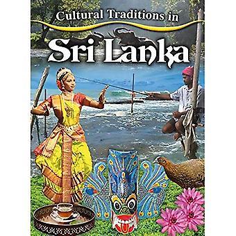 Kulttuuriperinteiden Sri Lankassa (kulttuuriperinteiden minun maailmassa)