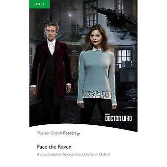 Nivå 3: Doctor Who: møte ravnen (Pearson engelsk gradert lesere)